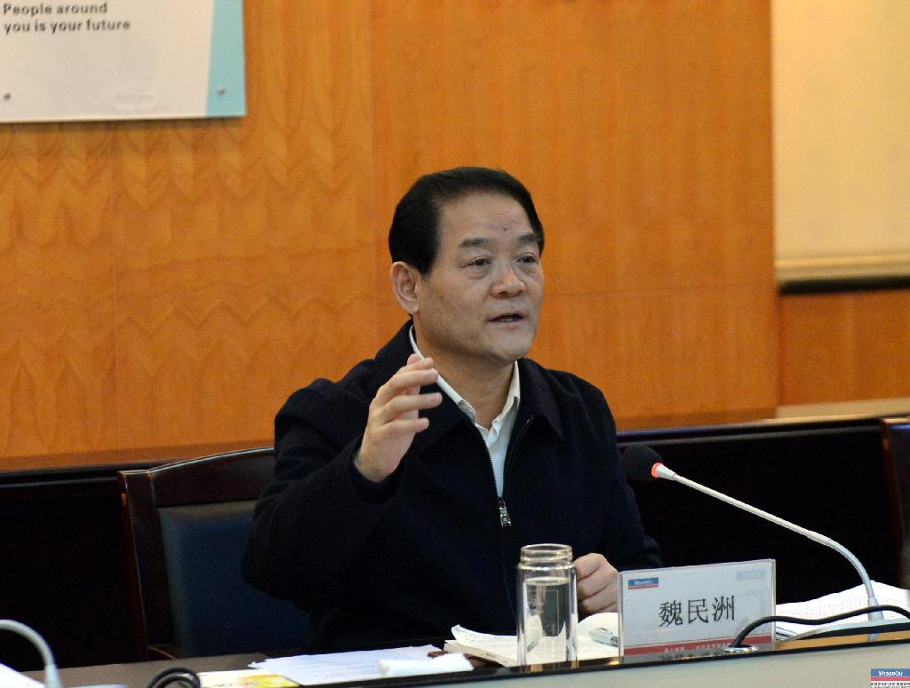 市委书记魏民洲参加陕鼓集团领导班子专题