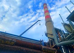 陕鼓负责某大型钢铁企业高炉拨风及机前富氧项目成功投产